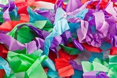 shredded бумага Стоковое Фото
