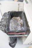 shredded бумаги Стоковое фото RF