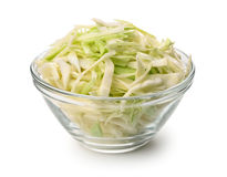 Shredded cabbage Stock Photos