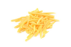 Shredded cheese Stock Images