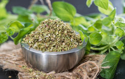 Free Shredded Oregano Stock Photos - 37900813