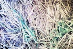 Shredded Papaer Background Stock Photography