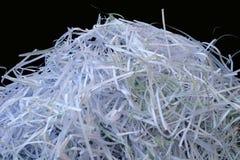 Shredded paper Royalty Free Stock Photos