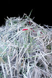 Shredded paper Royalty Free Stock Images