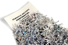 Free Shredded Paper Royalty Free Stock Image - 5059886