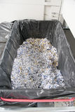 Shredded papers Royalty Free Stock Photography