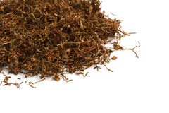 Shredded tobacco Stock Photography