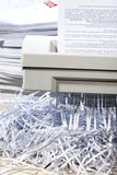 Shredder Royalty Free Stock Photo