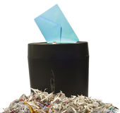 Shredder Royalty Free Stock Photography