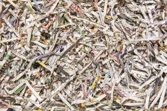 shredding Στοκ Φωτογραφία