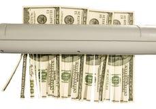 Free Shredding Hundred Dollar Bills Royalty Free Stock Photo - 54653345