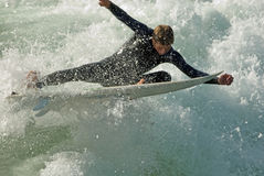 Shredding Waves Stock Photos