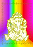 shree de ganesha Photos libres de droits