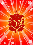 Shree Ganesha ! Royalty Free Stock Photos