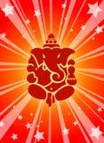 Shree Ganesha! Vector Illustratie