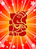 Shree Ganesha ! stock photos