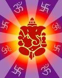 Shree Ganesha ! Royalty Free Stock Photos
