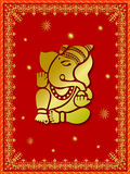 Shree Ganesha ! Royalty Free Stock Photography