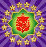 Shree Ganesha ! Royalty Free Stock Image