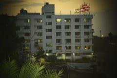 Shree jagarnnath hospital royalty free stock photo