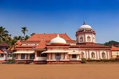 Shree Nagesh temple Royalty Free Stock Photos