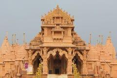 Shree parshwanath bhaktivihar jain świątynia Zdjęcie Royalty Free
