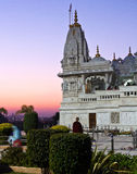 Shree Swaminarayan temple Royalty Free Stock Photos