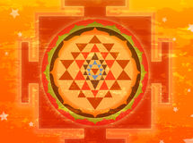 Free Shree Yantra Royalty Free Stock Photography - 2472097