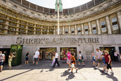 Shrek's Adventure, London Stock Photography