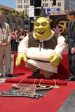 Shrek  Royalty Free Stock Images