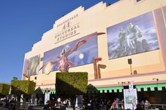 Shrek 4-D film in Universal Studios Florida Stock Images