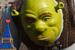 Shrek Fotografia Stock