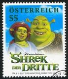 Shrek Royaltyfri Bild