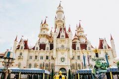 Shrek Castle stock images