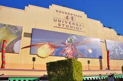 Shrek 4-D film in Universal Studios Florida, FL, USA. Shrek 4-D film in Universal Studios Florida, Orlando, Florida, USA stock image