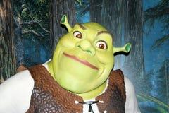 Shrek at Madame Tussauds Royalty Free Stock Photos