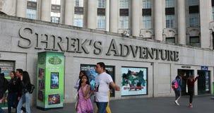 Shrek przygoda Londyn zbiory wideo