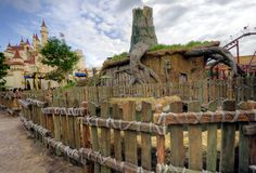 Shrek's House, Universal Studios (Singapore) Royalty Free Stock Photo