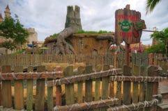 Shrek's House, Universal Studios (Singapore) Stock Photography