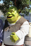 Shrek at Universal Studios Hollywood Stock Images