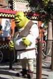 Shrek at Universal Studios Hollywood Stock Photography