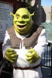 Shrek at Universal Studios Hollywood Royalty Free Stock Photos