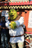Shrek at Universal Studios Hollywood Stock Photography