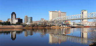 Shreveport Royalty Free Stock Photography