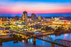 Shreveport, Louisiane, de V.S. royalty-vrije stock afbeeldingen