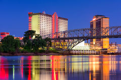 Shreveport, Luisiana, los E.E.U.U. Fotos de archivo