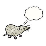 Shrew illustration Royalty Free Stock Image