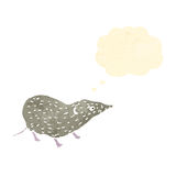 Shrew retro illustration Royalty Free Stock Photography