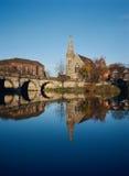 Shrewsbury,英国 库存图片