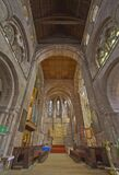 Shrewsbury Abbey Royalty Free Stock Images